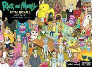 Fundas para cartas de Rick and Morty: Total Rickall