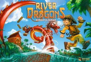 Fundas para cartas de River Dragons