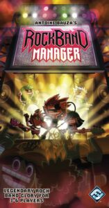 Fundas para cartas de Rockband Manager