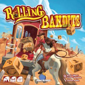 Fundas para cartas de Rolling Bandits