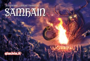 Fundas para cartas de Samhain