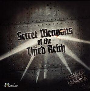 Fundas para cartas de Secret Weapons of the Third Reich