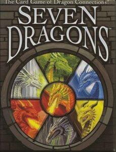 Fundas para cartas de Seven Dragons