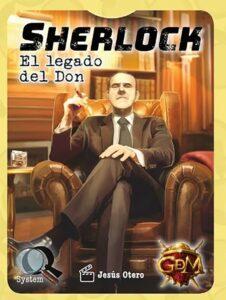 Fundas para cartas de Sherlock: El legado del Don