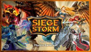 Fundas para cartas de Siege Storm