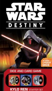 Fundas para cartas de Star Wars: Destiny – Kylo Ren