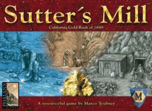 Fundas para cartas de Sutter's Mill