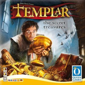 Fundas para cartas de Templar: The Secret Treasures