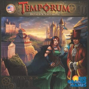 Fundas para cartas de Temporum