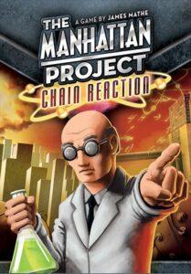 Fundas para cartas de The Manhattan Project: Chain Reaction