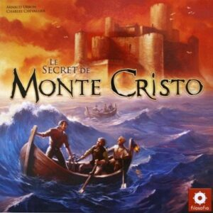 Fundas para cartas de The Secret of Monte Cristo