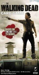 Fundas para cartas de The Walking Dead Card Game