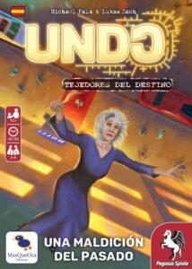 Fundas para cartas de Undo: Una maldición del pasado