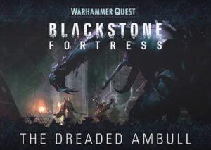 Fundas para cartas de Warhammer Quest: Blackstone Fortress – El temible Ambull