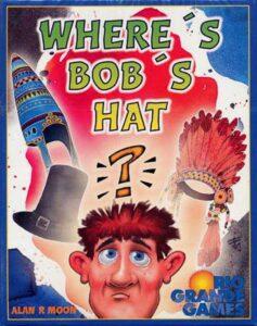 Fundas para cartas de Where's Bob's Hat?