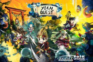 Fundas para cartas de Yōkai Quest