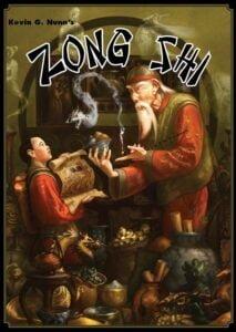 Fundas para cartas de Zong Shi