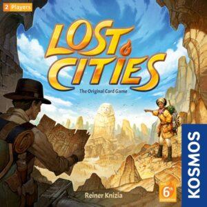 Fundas para cartas de Lost Cities: Exploradores