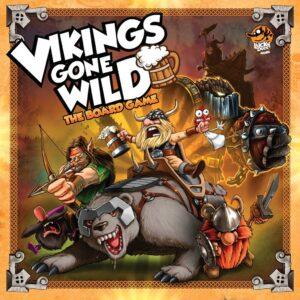 Fundas para cartas de Vikings Gone Wild