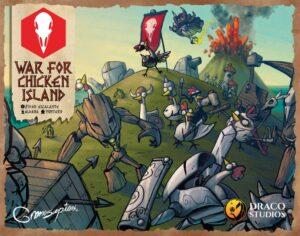 Fundas para cartas de War For Chicken Island