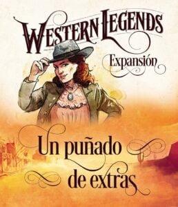 Fundas para cartas de Western Legends: Un puñado de extras