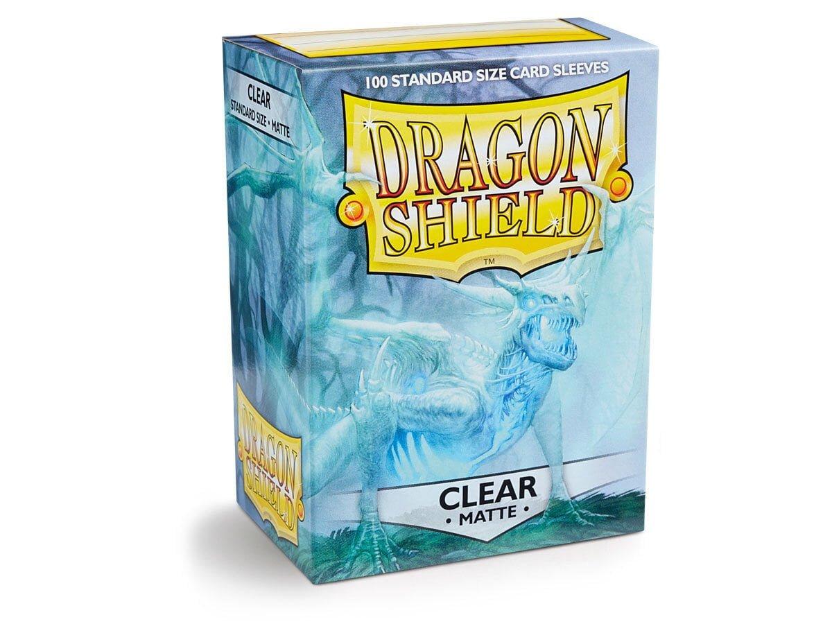 Fundas Dragon Shield Clear