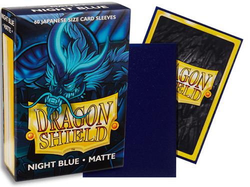 Fundas Dragon Shield Japanese Size Matte
