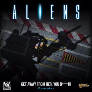 Fundas para cartas de Aliens: Get Away From Her, You B***h!